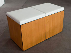MultiQuad Bench Seating