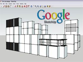 Use Google SketchUp to create your own MultiQuad